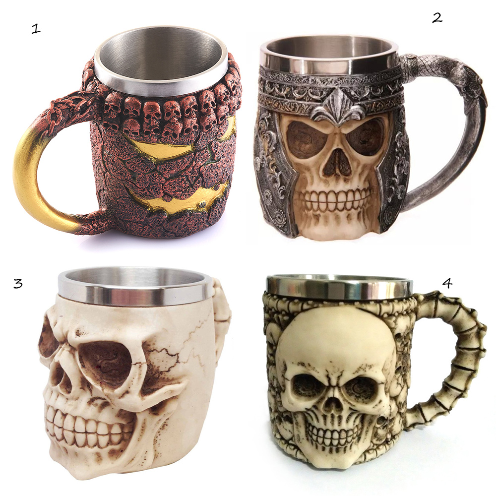 Personalized coffee mugs raleigh nc - Online Get Cheap Skull Mugs Aliexpress Com Alibaba Group Online Get Cheap Skull Mugs Aliexpress Com Alibaba Group