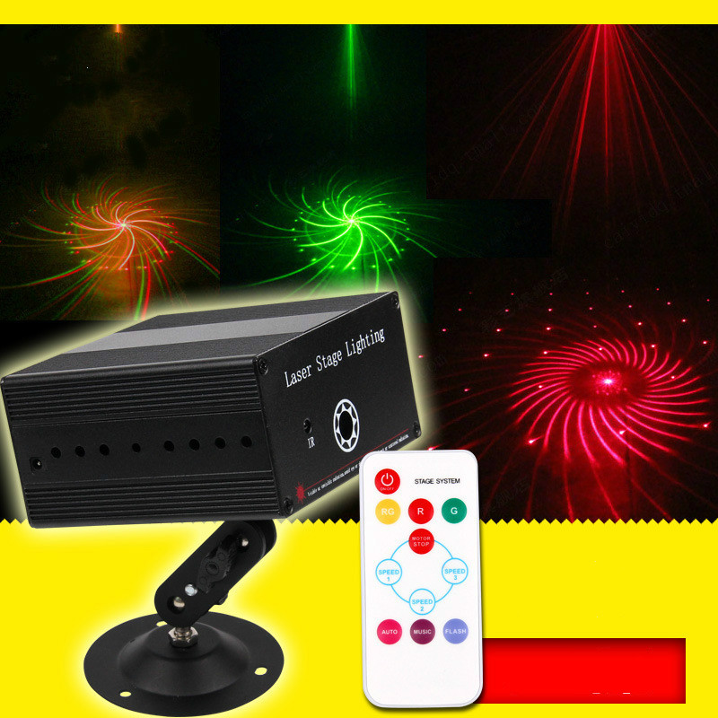 New big design stage laser miniature acoustic beam effect festival whirlwind Christmas custom whirlwind