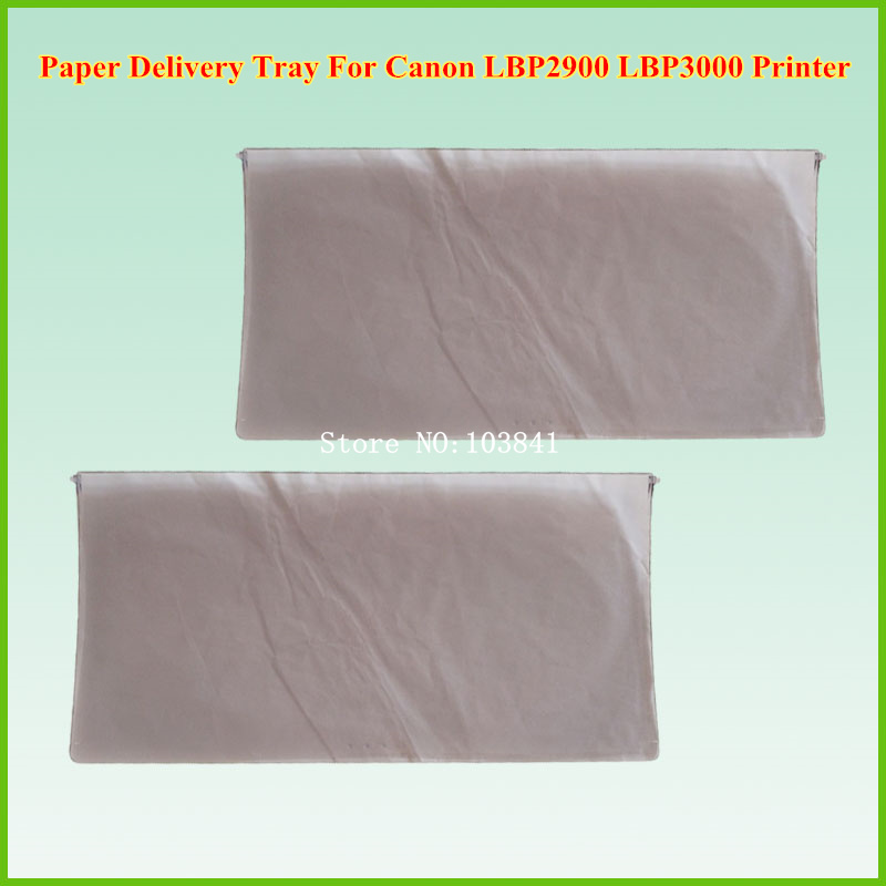 3pcs NEW Paper Output Tray Assembly paper Delivery Tray Assy for CANON LBP2900 LBP3000 LBP2900+ 2900 3000 2900+ Printer
