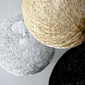 Design Random Wicker Round Ball Pendant Light By Bertjan Pot Home Lighting Lamp Fixture white/black living/dinning room/Bedroom