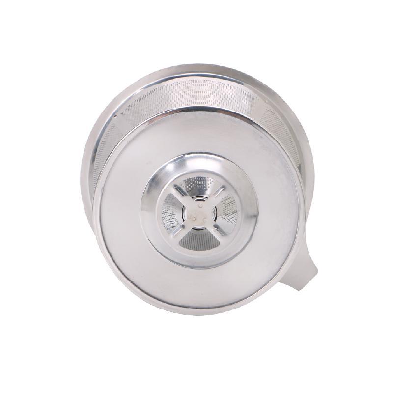 Новый 2019 нержавеющая сталь сеточный фильтр для кофе безбумажной залить конус Dripper многоразовые