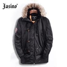 Men warm winter trench coat  jackets men fur hooded PARKAS wind breaker long stylish winter jackets coats parkas coat for men