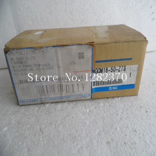[SA] New Japan genuine original SMC cylinder MGQM16-50-Z73 Spot[SA] New Japan genuine original SMC cylinder MGQM16-50-Z73 Spot