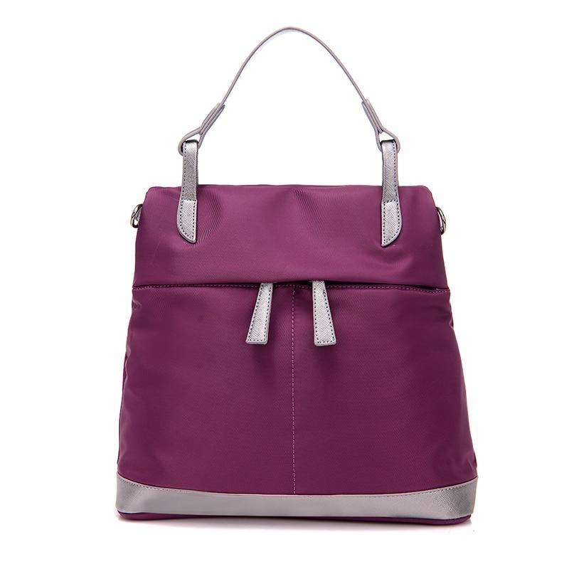 Fashion Nylon Handbags Women Shoulder Bags Casual Travel Bags For Girls Bolsos Women Bags Waterproof Nylon Bags H087