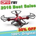 DFD F181 НЛО RC Мультикоптер HD Камера RTF 2.4 ГГц 4 Канала Безголовый FPV 6 Оси Drone RTF