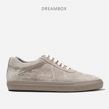 Tide Brand Mens Shoes Korean Version Of The Leather Wild Suede Sports