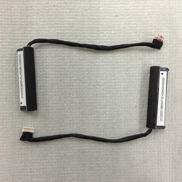 NEW HDD Cable For For HP ENVY 4 ENVY6 M4 M6 6-1000 Sata hard drive connector cable DC02001IM00 690262-001