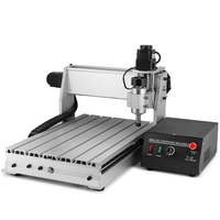 Usb cncルータ彫刻彫刻切断3軸3040 t 300 × 400ミリメートルマシンフライス|machine milling|cnc router engraverrouter engraver -