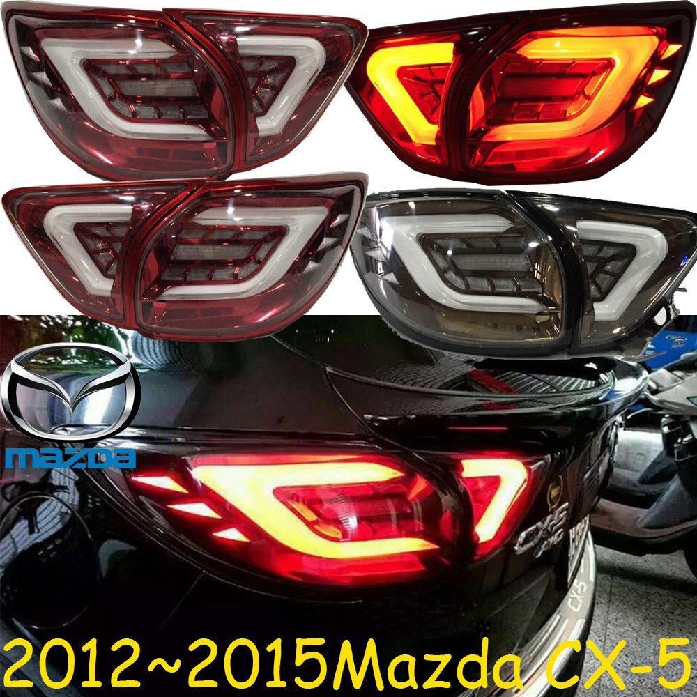 CX-5 taillight,2012~2016,Free ship!LED,4pcs/set,CX-5 rear light,CX-5 fog light;CX5,Atenza,axela,CX-5,CX 5 цены