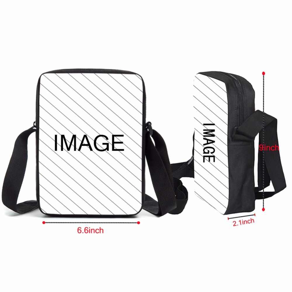 Мини-сумка-мессенджер для домашних животных, повседневная женская сумка, милая 3D сумка с принтом кошки, детские сумки через плечо для мальчиков и девочек, сумка для книг на плечо