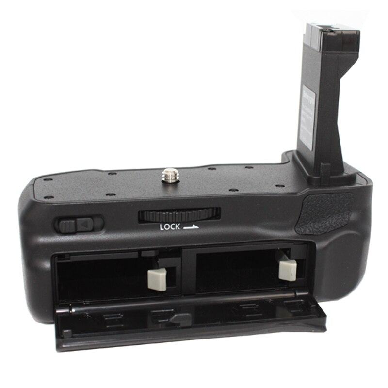 Nouveau professionnel Double batterie Support de prise en main Pack Support Vertical prise de vue pour CANON EOS800D T7i X9i 77D DOM668