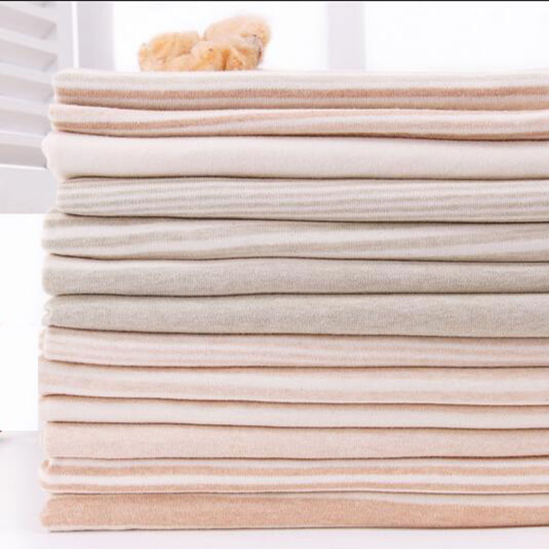 160 50cm1pc good quality cotton knitted fabric 100 for Cotton sewing material