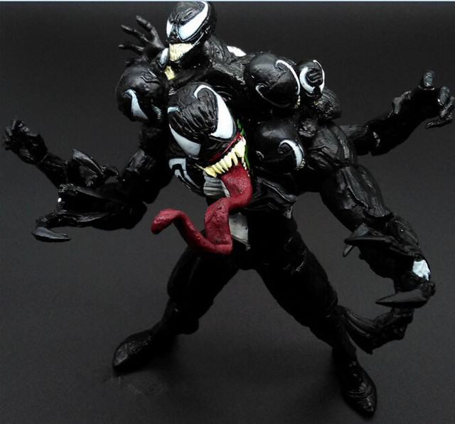 Venom Action Figure 8 Inches Spider Man Series 1