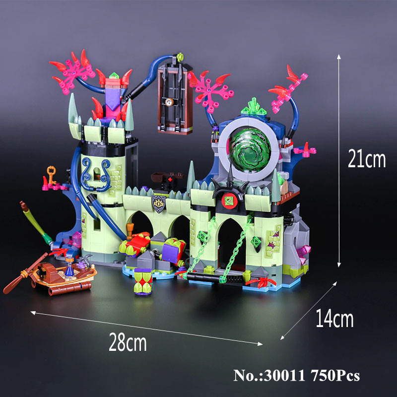H&HXY In Stock 30011 750Pcs The Breakout from the King`s Fortress Set Creative Series lepin DIY Gift Building Blocks Bricks Toys in stock h