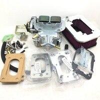 SherryBerg 32/kit de conversão de fajs 36DGEV carburador Carb para Pickup Isuzu Trooper Weber 38/38 Carburador de Alto Desempenho kit