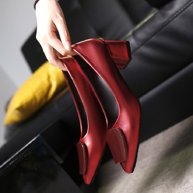 Talons Negro Hauts De Mujer Alto Lindo A3217 d Genial Zapatos dd Cresfimix Tacón bb cc Dama b Femmes Rojo Oficina Dulce Bombas aa A c w0YPE5