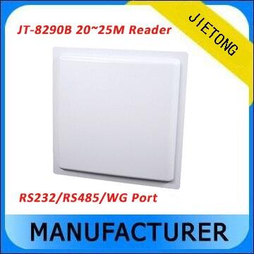 902 ~ 928 мГц UHF RFID 20 м пассивный long range Читателя с tcp/ip Связь Интерфейс + бесплатная SDK и теги