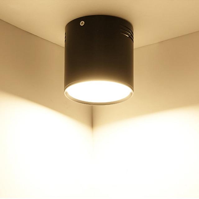 Spot lumineux décoratif, Source déclairage LED, montage en Surface, 7/9/12/18W, SMD5730, 110/220V, livraison gratuite