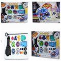 Горячие продажи Волчки beyblade металл fusion 4D Мастер Редкие beyblade Пусковая Рукоятка Набор Бороться Детские игрушки Подарки