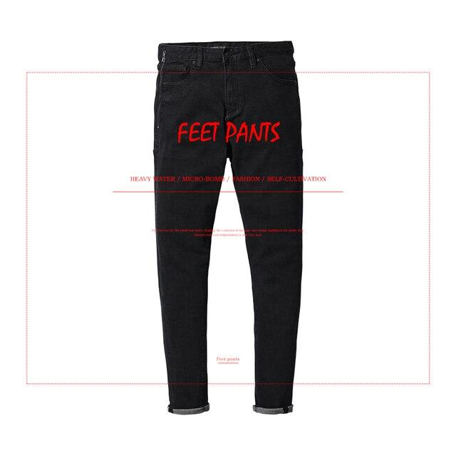 Slim Fit Denim Jeans for Men 1