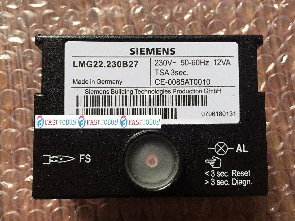 Control Box LMG22.230B27 For Burner Controller Original