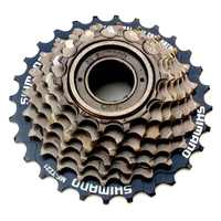 for shimano MF-TZ21 7 Speed Cassette Freewheel 14-28T for MTB Road Cycling Bike 7-Speed Cassette Bicycle Accessories