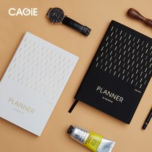 2020 2019 Planner Notebook A5 Notepad Meeting 365 Days Time Memo Planning Organizer Agenda School Office schedule Stationary