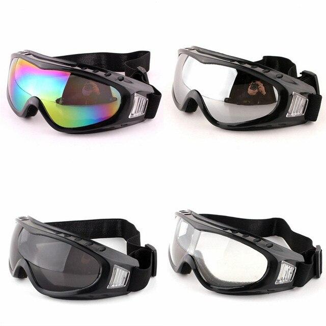 Hommes et femmes lunettes de soleil anti-UV sports outdoor lunettes coupe-vent lunettes de moto pour le ski et l'escalade , grey