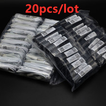 Auriculares intrauditivos estéreo con micrófono para MP3, MP4, Samsung Galaxy S7, S6, S4 Edge, teléfono xiaomi s8, 20 unidades por lote