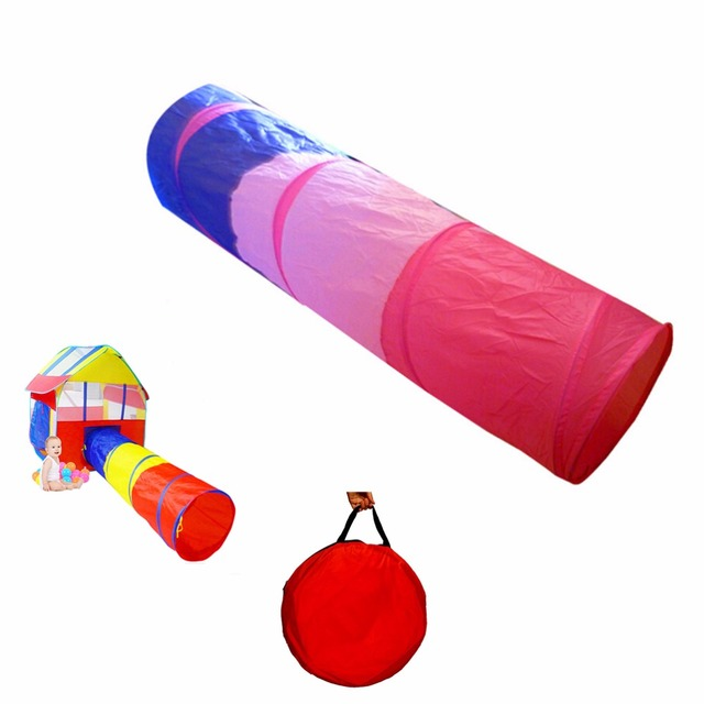Children Babies Play Tunnel Toy Toys Tent Child Kid Pop Up Discovery Best Gift Kids 59