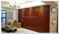 Decoratieve akoestische panelen 10 stks 60*30 cm Custom Auto Lijn Lederen panel PU Lederen wandpaneel Leer Akoestische panelen woonkamer