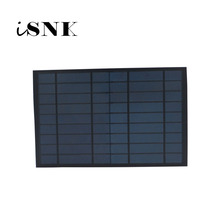 9V 1120mA 10Watt 10W Solar Panel Standard Epoxy polycrystalline Silicon DIY Battery Power Charge Module Mini Solar Cell toy