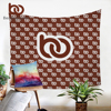 BeddingOutlet Customized DIY Design Tapestry Wall Hanging Decorative Wall Carpet Photo Custom Made Print on Demand Bed Sheet 1