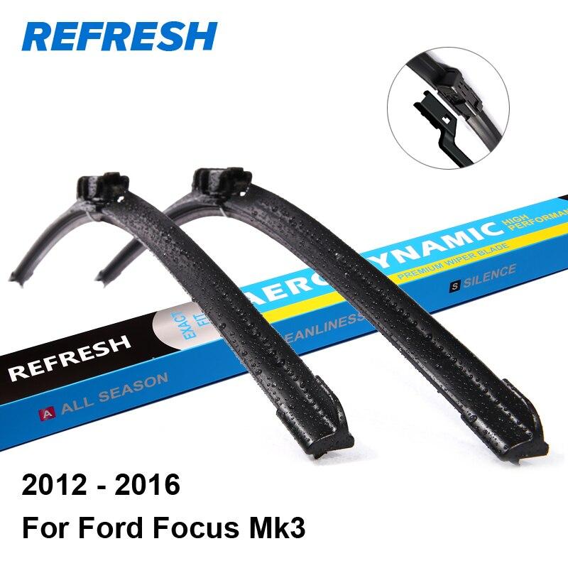 limpiaparabrisas para ford focus mk3 modelo internacional de actualizacin 28 y 28 en forma