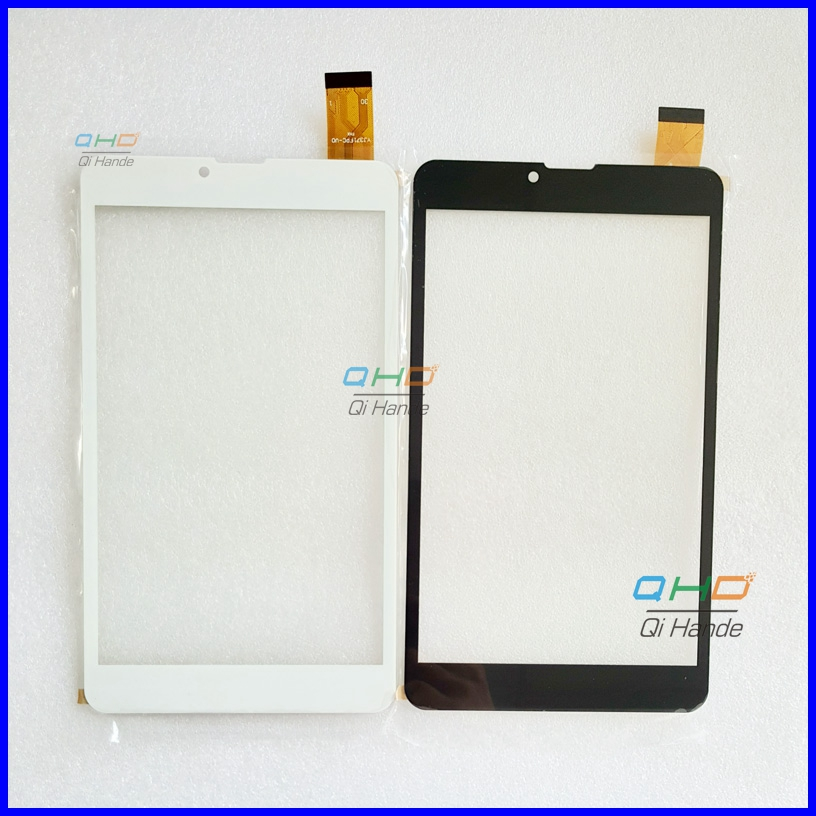 7'' inch Tablet Capacitive Touch Screen Replacement For BQ 7010G Max 3G Tablet Digitizer External screen Sensor Free Shipping black new 8 tablet pc yj314fpc v0 fhx authentic touch screen handwriting screen multi point capacitive screen external screen