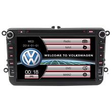 Wince 6.0 GPS Car Radio Bluetooth Video For VW GOLF 5 6 POLO PASSAT CC JETTA TIGUAN TOURAN SHARAN SCIROCCO TRANSPORTER B6 CADDY