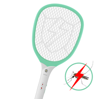 YAGE Mosquito Killers D701 Electric Mosquito Swatter Pest Control Bug Zapper Reject Racket Trap Home Tool 2200V USB Charger