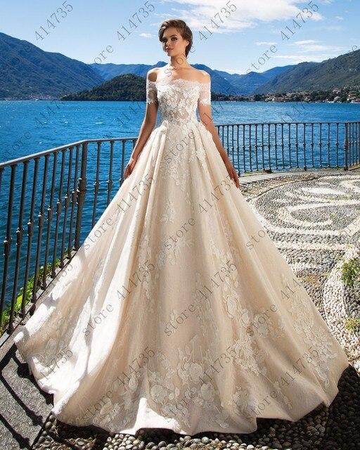 kvlaycici elegante vestido de boda sirena de 2019 vestidos novia 2