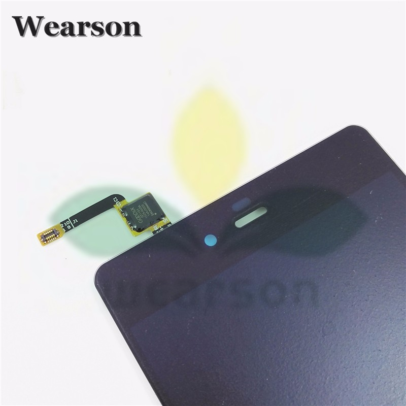 For ZTE Z9MAX NX510J NX512J NX518J LCD Display Panel And Touch Screen Assembly Original Free Shipping With Tracking Number (2)
