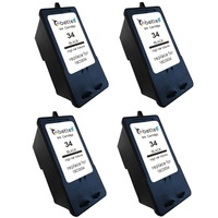 Refillable Inkjet Printer Ink Cartridge For Lexmark 34 18C0034 P4330 P4350 P6200 X5070 X5075 X5250 X5270