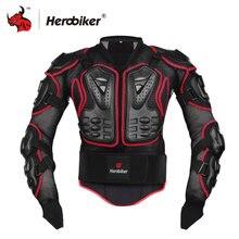 HEROBIKER Motorrad Volle Schutzkleidung Jacke Motorrad Rüstung spine chest-schutzausrüstung Motorrad Schutz Motocross Rüstung