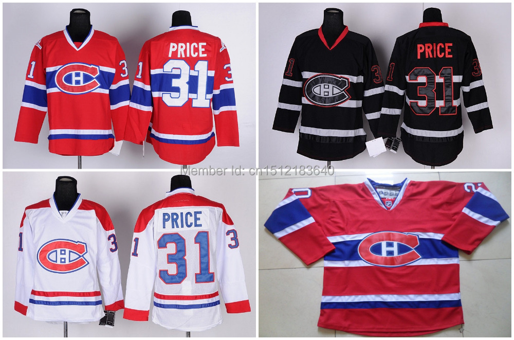 579484dfc2d ... coupon code nhl montreal canadiens free shipping stitched authentic  jerseys 31 carey price jersey home montreal