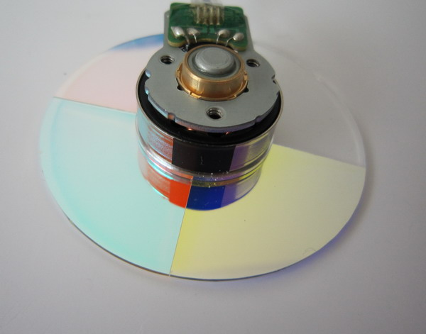 ФОТО Free Shipping Projector Color Wheel For Optoma EP759 Projectors