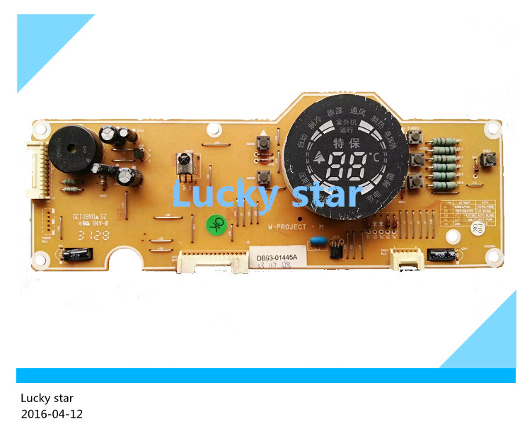 95% new for Air conditioning display board DB93-01445A good working 95% new for air conditioning display board db93 01352a good working