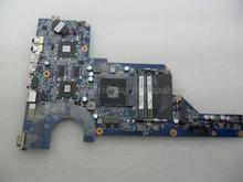 Original laptop Motherboard For hp G4 G6 G7 650199-001 DA0R13MB6E0 for intel cpu with HM65 HD6470/1G Non-integrated graphic card
