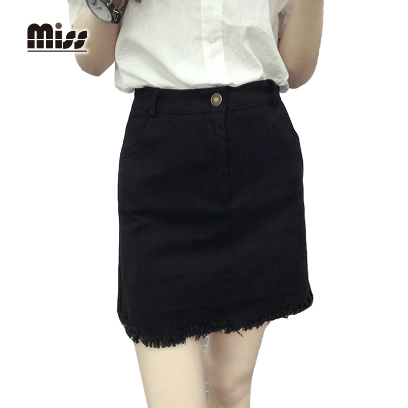 Online Get Cheap Black Jean Skirts -Aliexpress.com | Alibaba Group