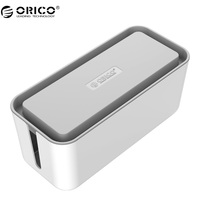 ORICO CMB Phone Protector Box Phone Holder Power Strip Box ForAdapter Wire Charger Line USB Network