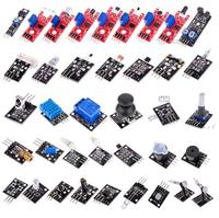 37 IN 1 SENSOR KITS FOR ARDUINO HIGH QUALITY Without Plastic Box Connector