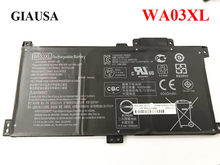 GIAUSA NOVA bateria para HP WA03XL WA03XL WAO3XL 916812-055 HSTNN-UB7H 916367-541 11.4 V