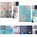 For Samsung Galaxy Tab 3 10.1 inch P5200 P5220 P5210 Tablet PU Leather Case Cover  Smart Stand Screen Protector